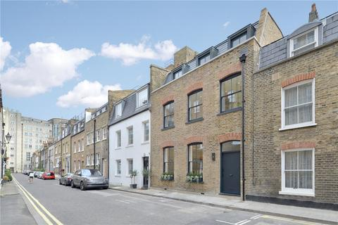 4 bedroom house to rent - Bingham Place, London, W1U