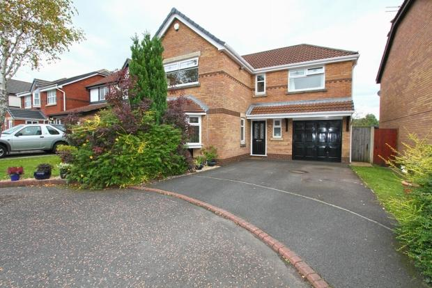 4 Bedrooms Detached House for sale in Talman Grove Ashton In Makerfield Wigan