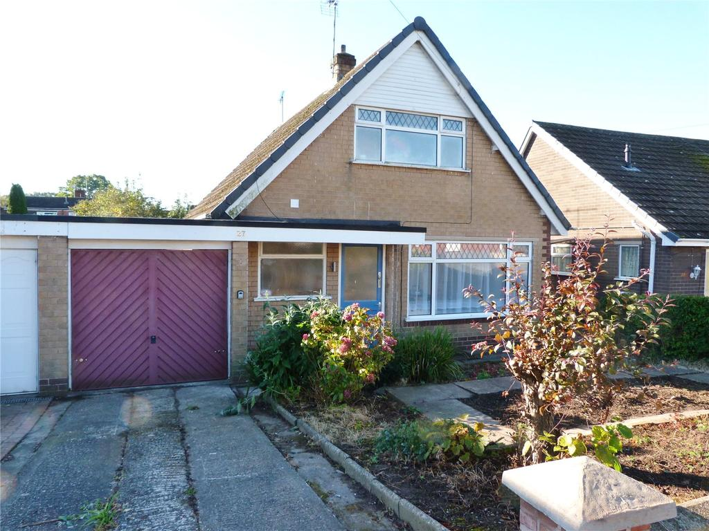 3 Bedrooms Detached House for sale in Earls Road, Shavington, Crewe, Cheshire, CW2