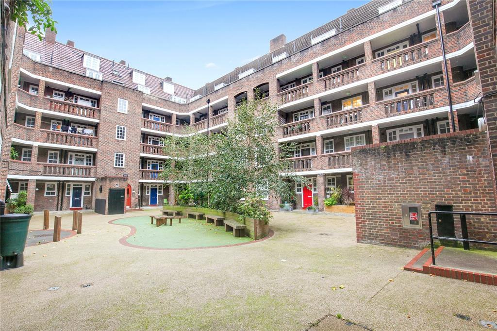 2 Bedrooms Apartment Flat for sale in Pritchards Road, Bethnal Green, E2