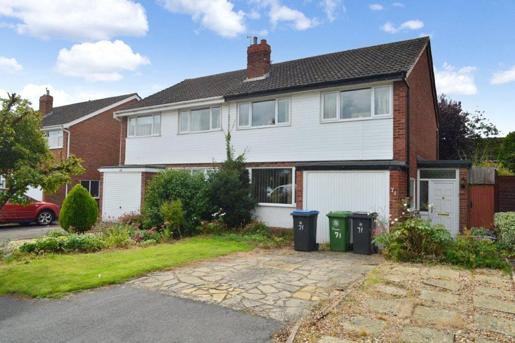 3 Bedrooms Semi Detached House for sale in St. Marys Road, Stratford-upon-Avon, CV37
