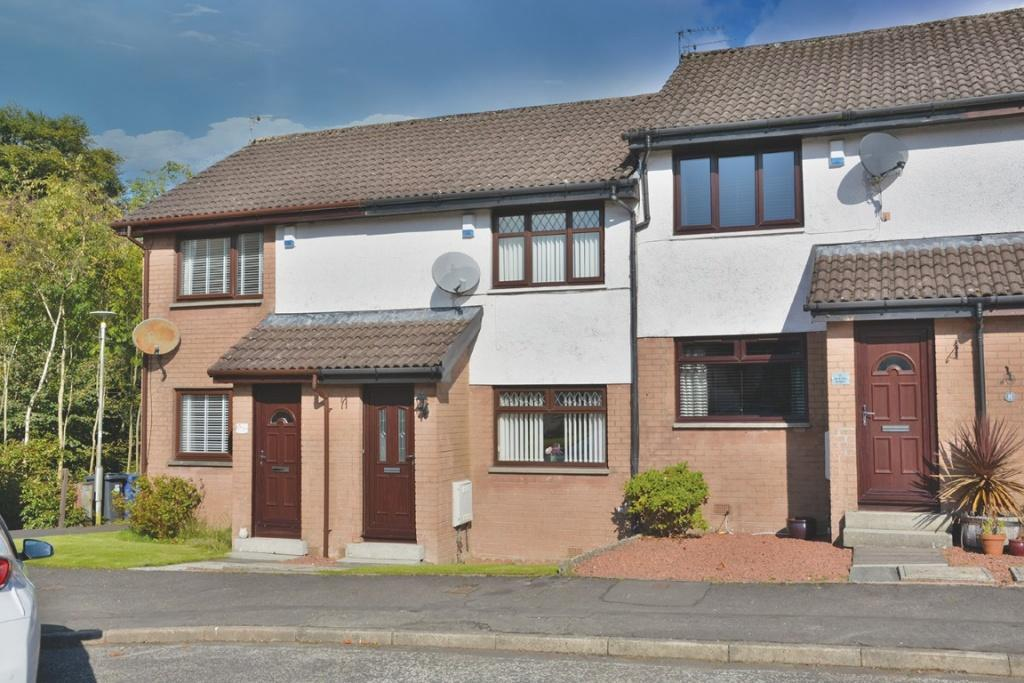 2 Bedrooms Terraced House for sale in 12 Craigburn Crescent, Houston, PA6 7NE