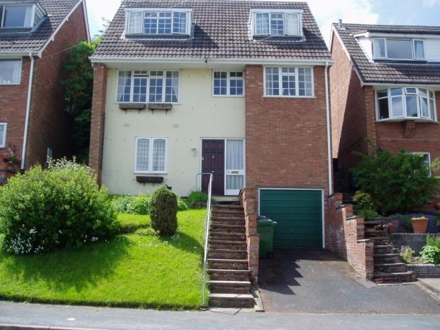 3 Bedrooms Detached House for sale in Penk Drive North Rugeley