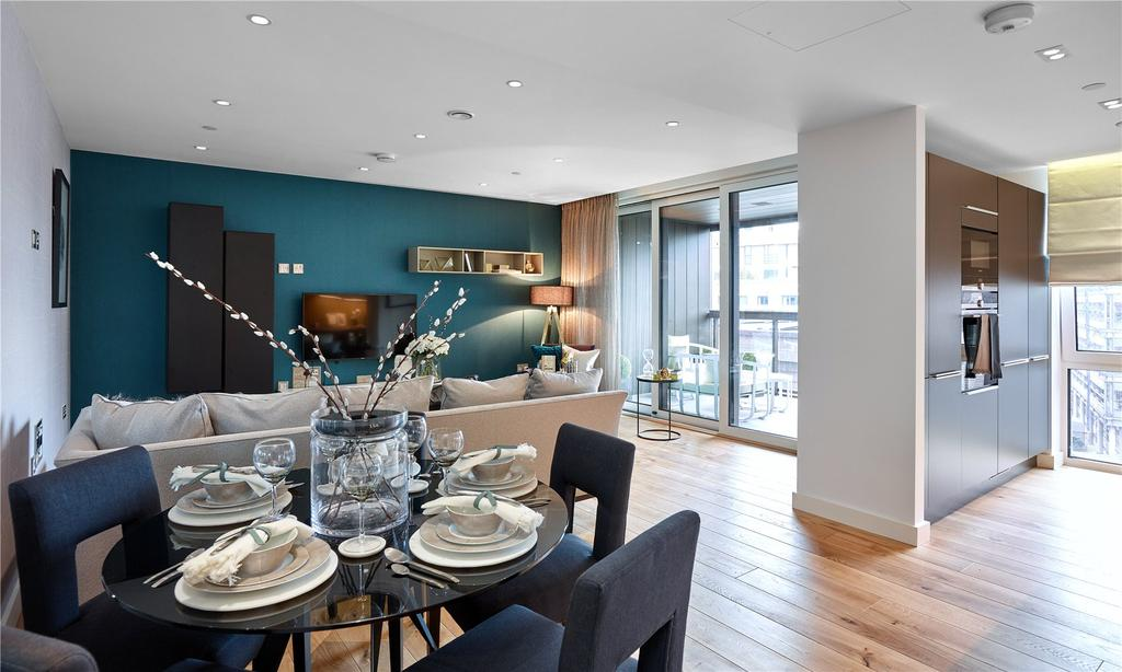 3 Bedrooms Penthouse Flat for sale in Westminster Quarter, Monck Street, London, SW1P