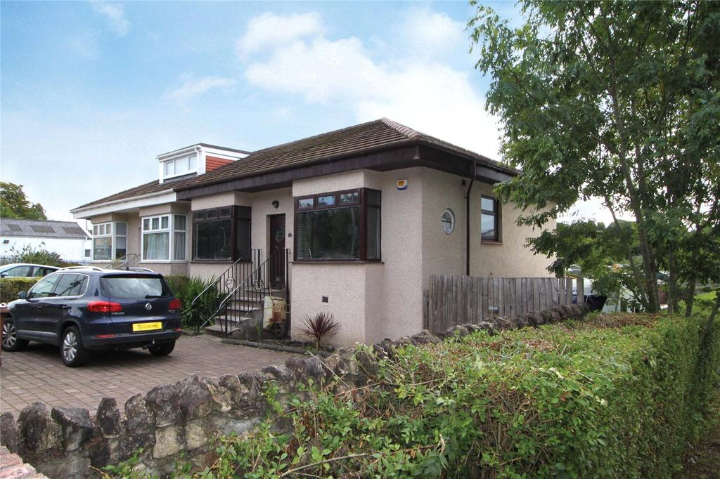 4 Bedrooms Semi Detached Bungalow for sale in Delvin Road, Cathcart, Glasgow