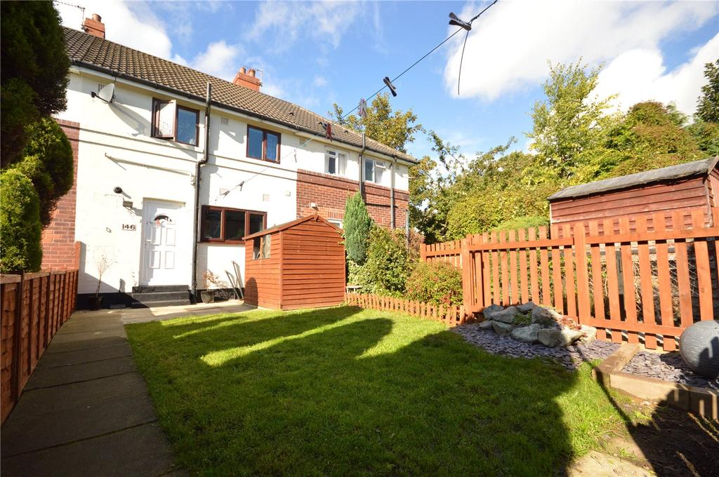 2 Bedrooms Terraced House for sale in Broadway, Horsforth, Leeds, West Yorkshire