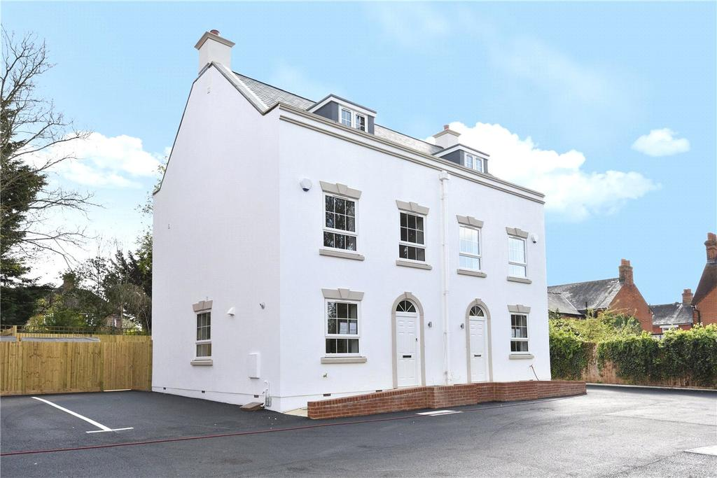 3 Bedrooms House for sale in Edison Place, Winchester Road, Basingstoke, RG21