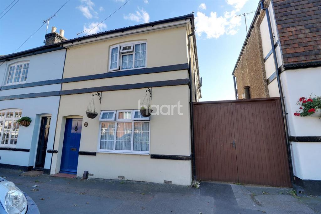 3 Bedrooms End Of Terrace House for sale in Walnut Tree Avenue, Dartford, DA1