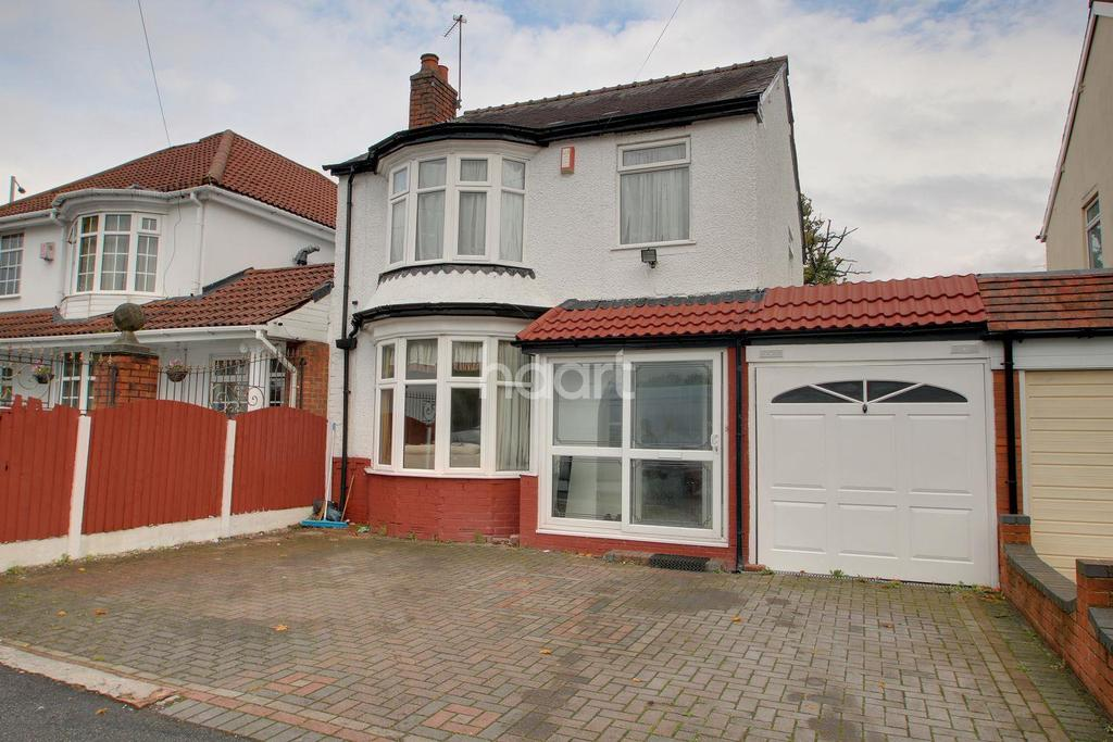 3 Bedrooms Detached House for sale in Albert Road, Oldbury