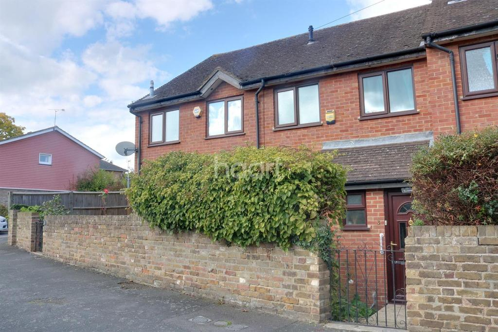 2 Bedrooms Terraced House for sale in Cheshire Court