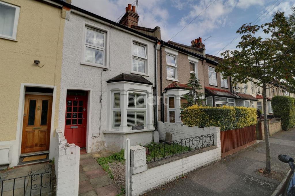 2 Bedrooms Terraced House for sale in Goldsmith Road, Walthamstow