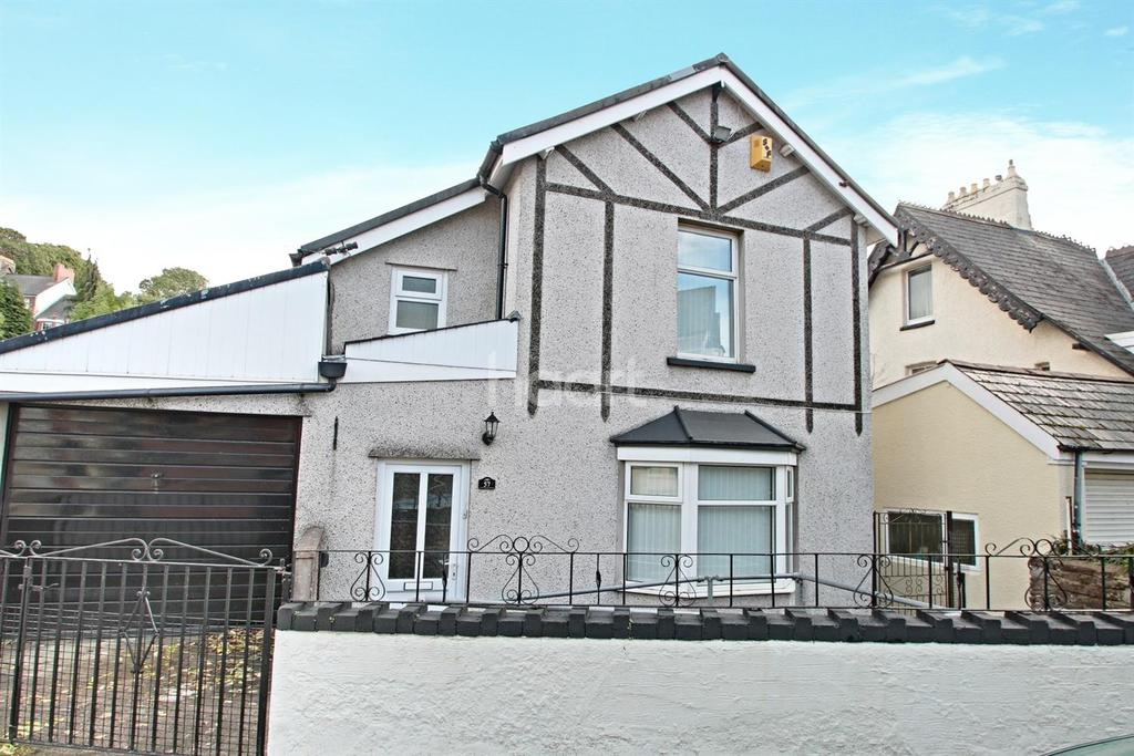 3 Bedrooms Detached House for sale in Woodland Road, Beechwood, Newport
