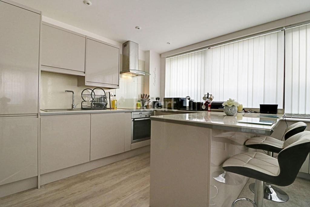 1 Bedroom Flat for sale in Bentham Close, Westlea, Swindon