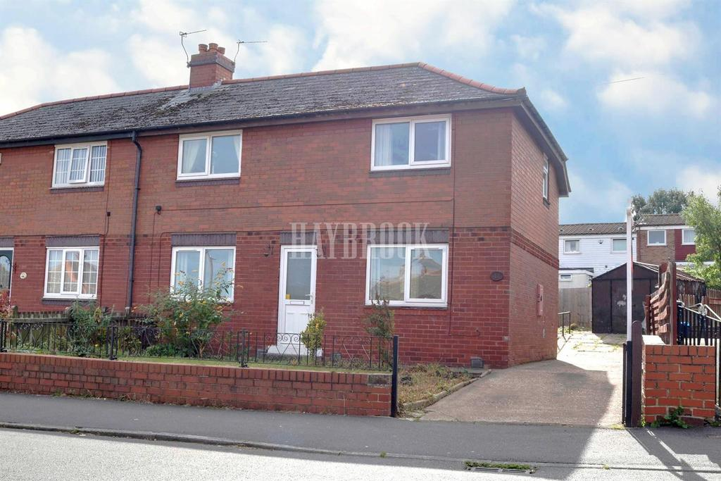 3 Bedrooms Semi Detached House for sale in Vickers Road, High Green