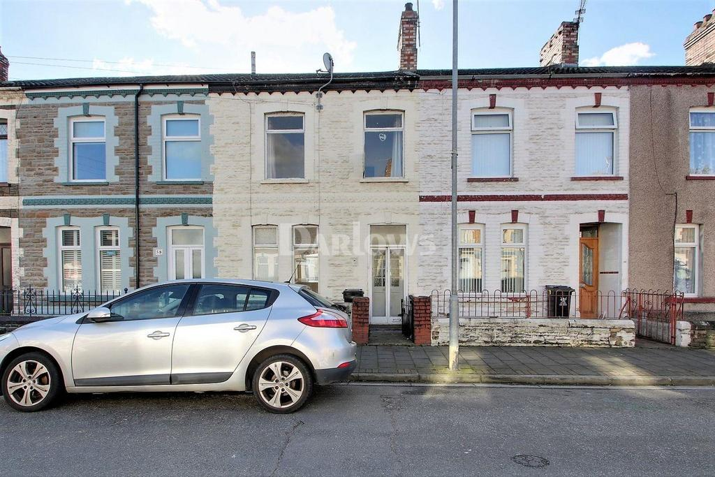 3 Bedrooms Terraced House for sale in Marion Street, Splott. Cardiff