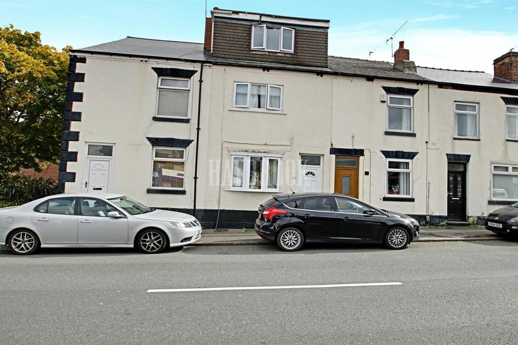 4 Bedrooms Terraced House for sale in Racecommon Road, Barnsley