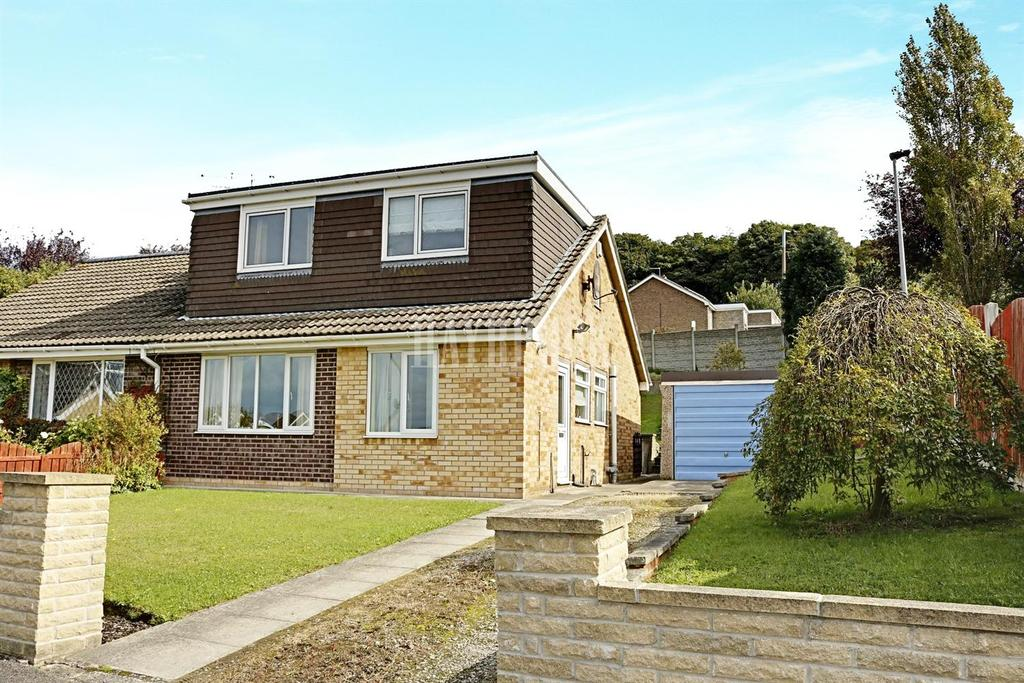 3 Bedrooms Semi Detached House for sale in Capri Court, Darfield