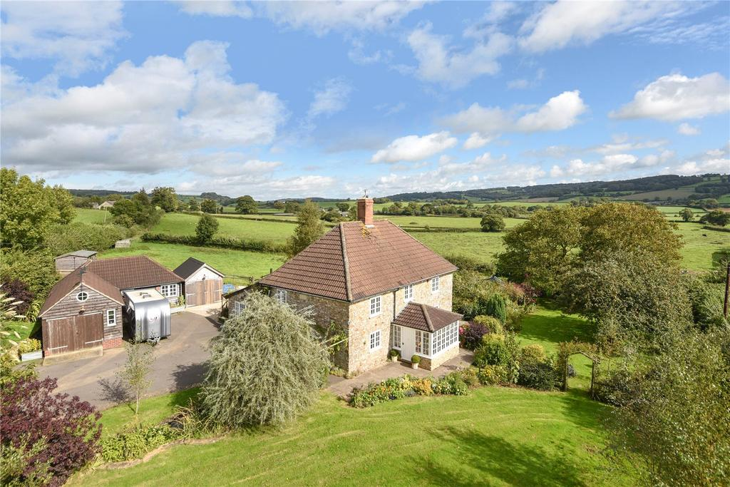 4 Bedrooms House for sale in Yarcombe, Honiton, Devon, EX14