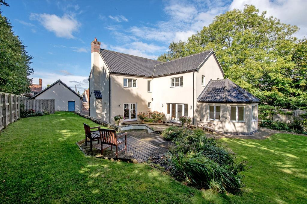 4 Bedrooms House for sale in The Causeway, Woolavington, Bridgwater, Somerset, TA7