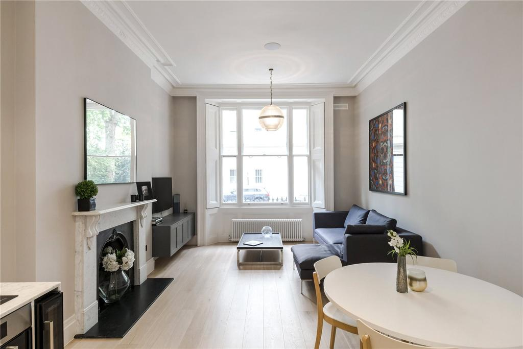 2 Bedrooms Flat for sale in Kensington Gardens Square, London