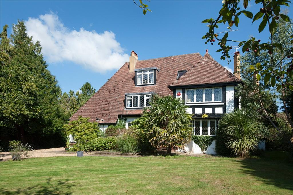6 Bedrooms Detached House for sale in Wellhouse Lane, Keymer, Burgess Hill, West Sussex