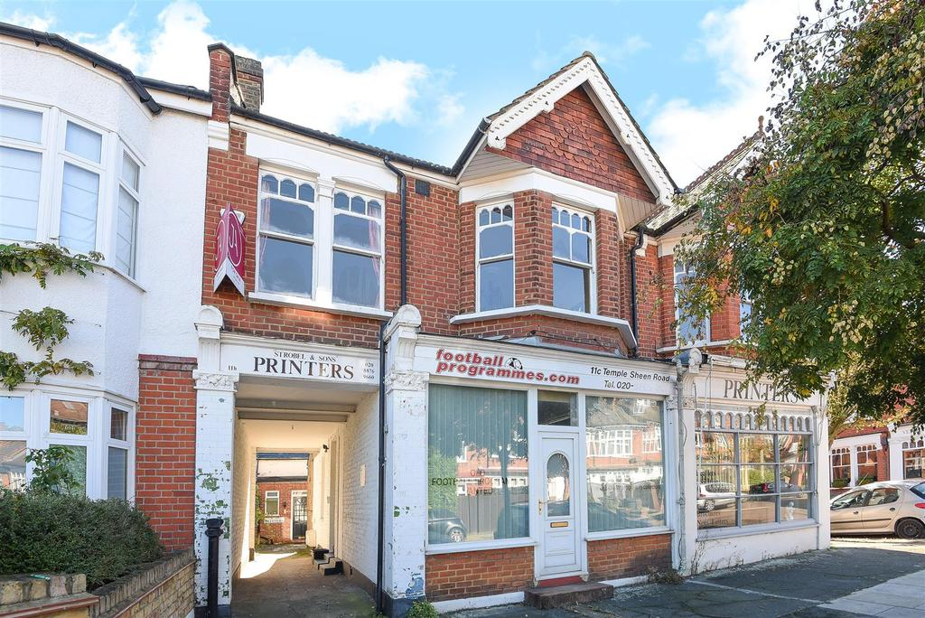 3 Bedrooms Flat for sale in Temple Sheen Road, East Sheen
