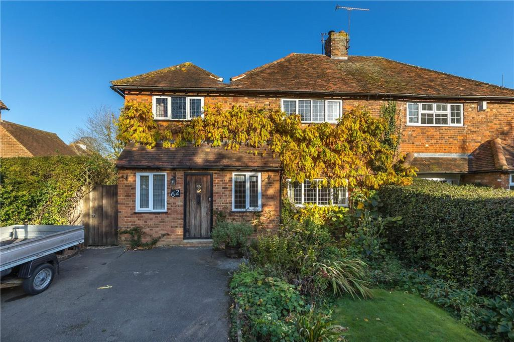 4 Bedrooms Semi Detached House for sale in Crouch Hall Lane, Redbourn