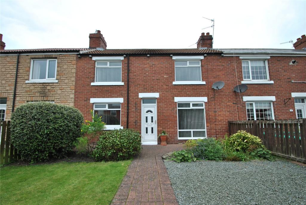 2 Bedrooms Terraced House for sale in Ranksborough Street, Seaham, Co. Durham, SR7