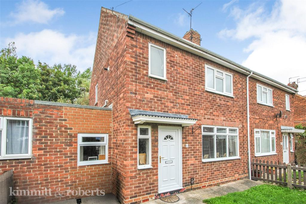2 Bedrooms Semi Detached House for sale in Lynthorpe, Ryhope, Tyne and Wear, SR2