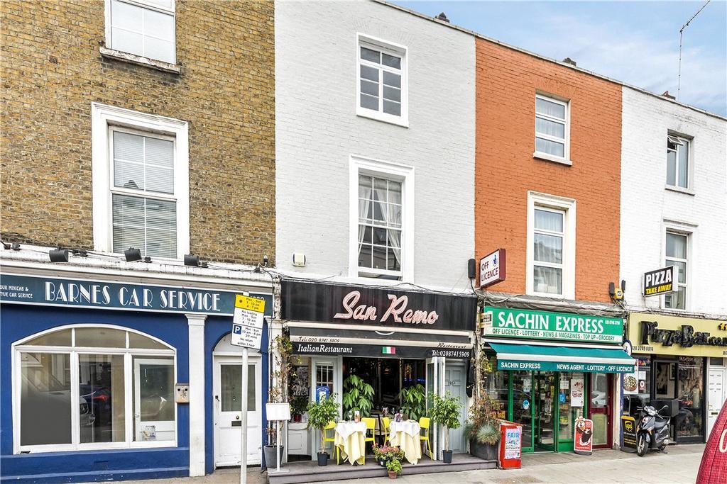 3 Bedrooms Maisonette Flat for sale in Castelnau, London, SW13