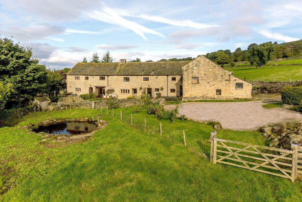 4 Bedrooms Detached House for sale in Hollylaithe, Wilsill, Near Harrogate, North Yorkshire, HG3