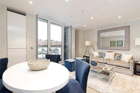 2 bedroom flat for sale - Calico House, Clove Hitch Quay, London, SW11
