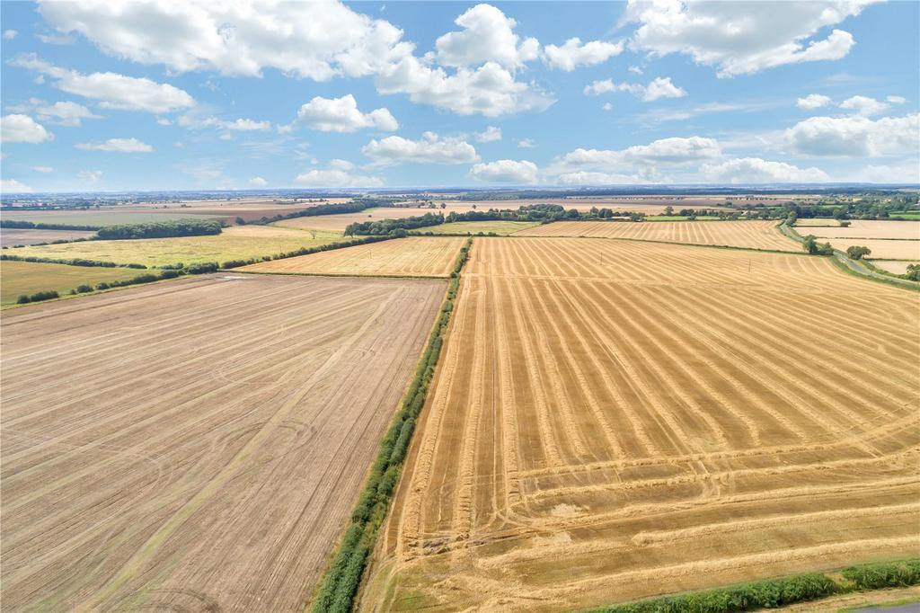 Land Commercial for sale in Lot 4: Gautby House Farm, Gautby, Lincolnshire, LN9