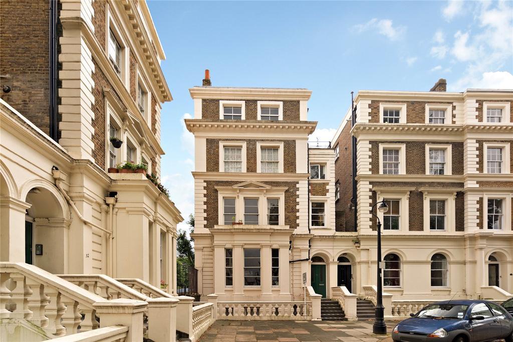 1 Bedroom Flat for sale in Albert Square, London, SW8