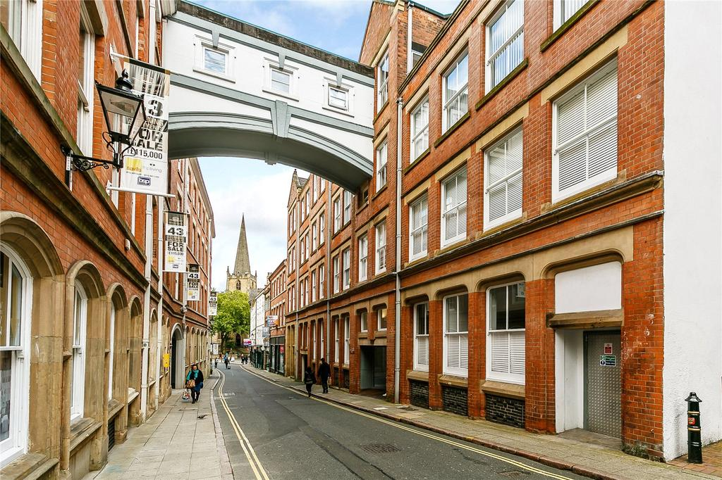2 Bedrooms Penthouse Flat for sale in Drapers Bridge, 17-21 Hounds Gate, Nottingham, NG1