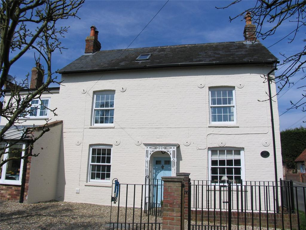 4 Bedrooms Detached House for sale in Thame Road, Warborough, Wallingford, Oxfordshire, OX10