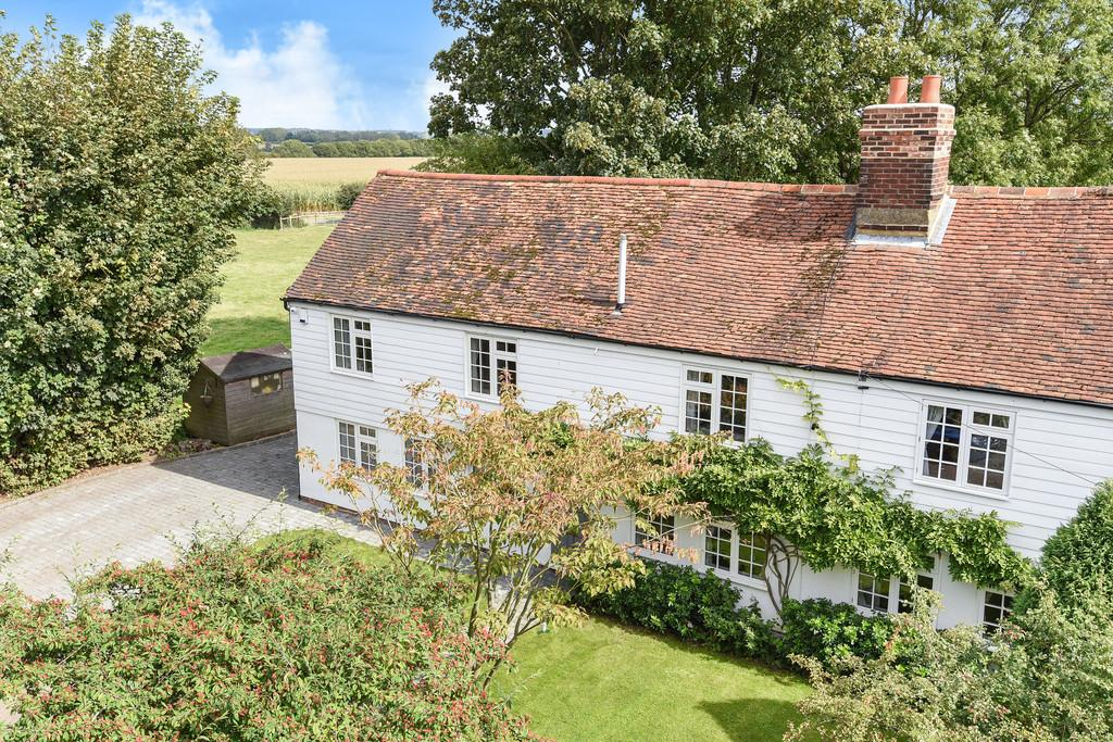 4 Bedrooms Cottage House for sale in Lested Lane, Chart Sutton