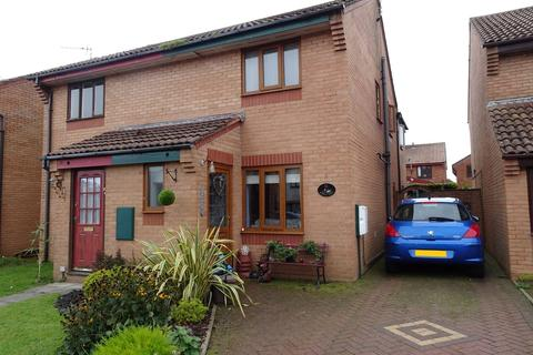 3 bedroom semi-detached house for sale - OGMORE DRIVE, PORTHCAWL, CF36 3HR