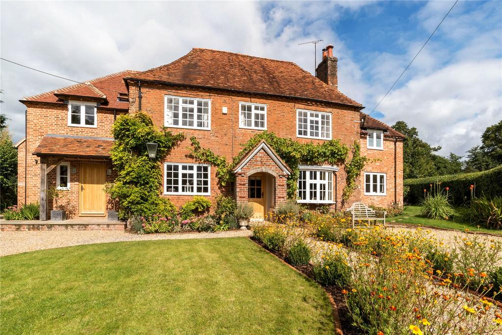 5 Bedrooms Detached House for sale in Redlands Lane, Crondall, Farnham, Surrey, GU10