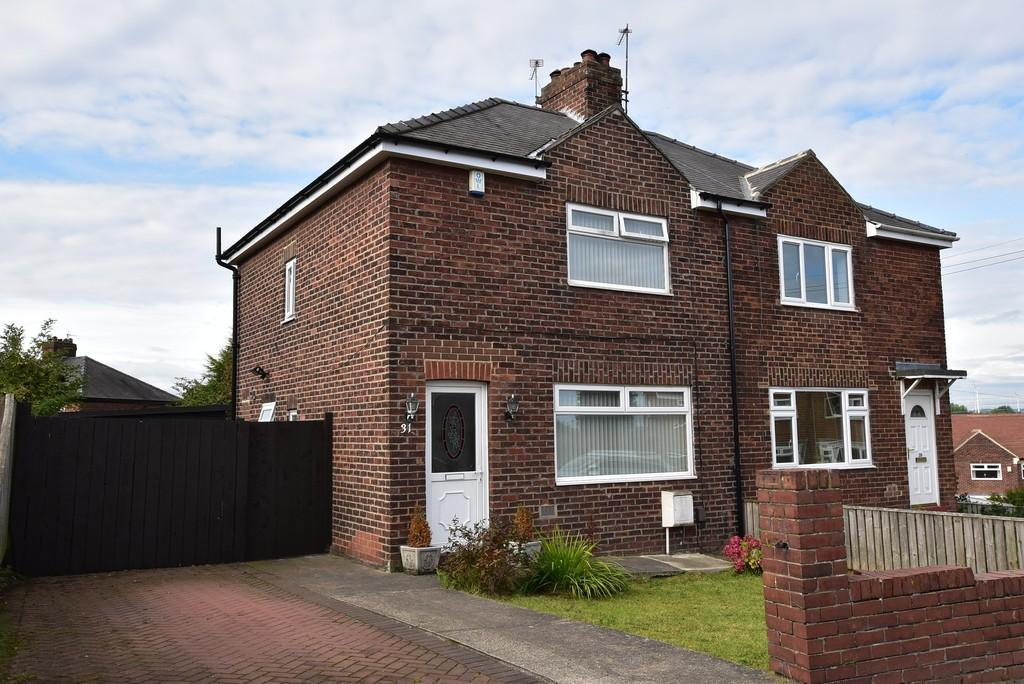 3 Bedrooms Semi Detached House for sale in Claxheugh Road, South Hylton