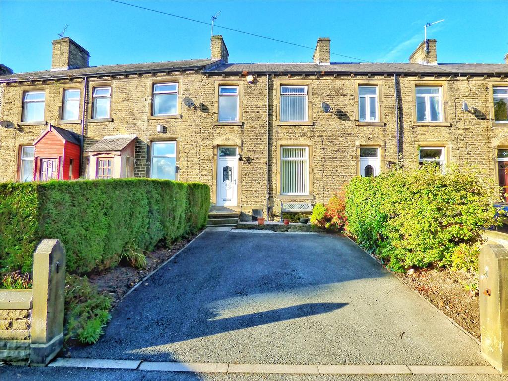 3 Bedrooms Terraced House for sale in Ashbrow Road, Huddersfield, West Yorkshire, HD2