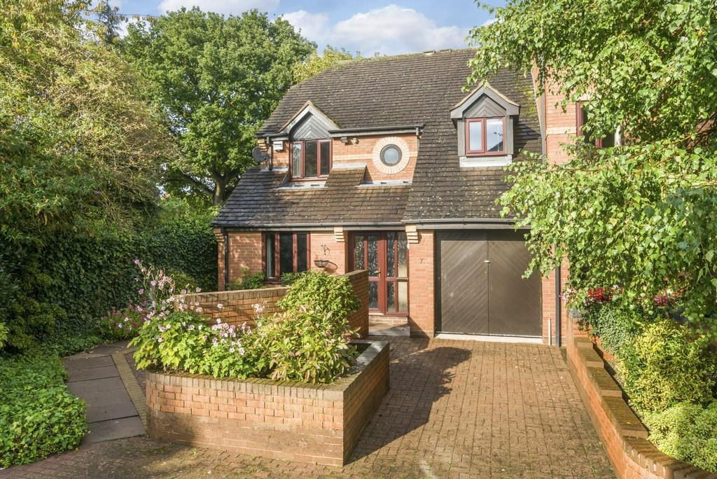 4 Bedrooms Mews House for sale in Lock Close, Tyler Street, Stratford upon Avon