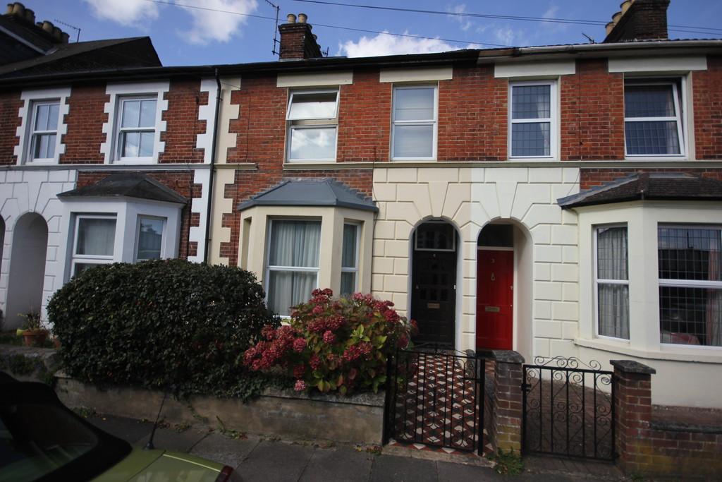 4 Bedrooms Terraced House for sale in NELSON ROAD, SALISBURY, WILTSHIRE, SP1 3LT
