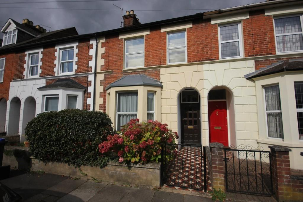 4 Bedrooms Terraced House for sale in NELSON ROAD, SALISBURY, WILTSHIRE, SP1 3LT
