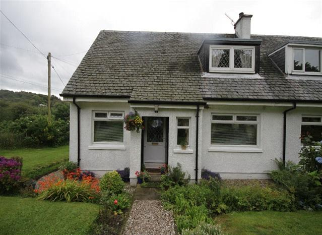 3 Bedrooms Semi Detached House for sale in 1 Longrigg, Clachan, by Tarbert, PA29 6XP
