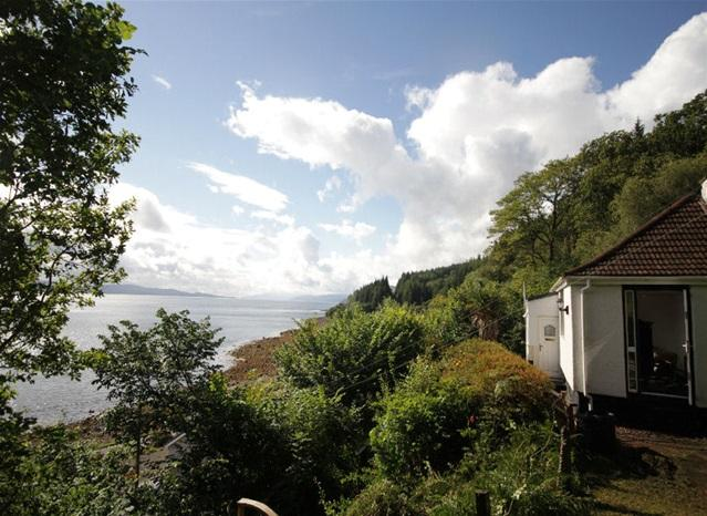 3 Bedrooms Detached Bungalow for sale in Creag Na Mara, Tarbert Road, Ardrishaig, PA30 8ER