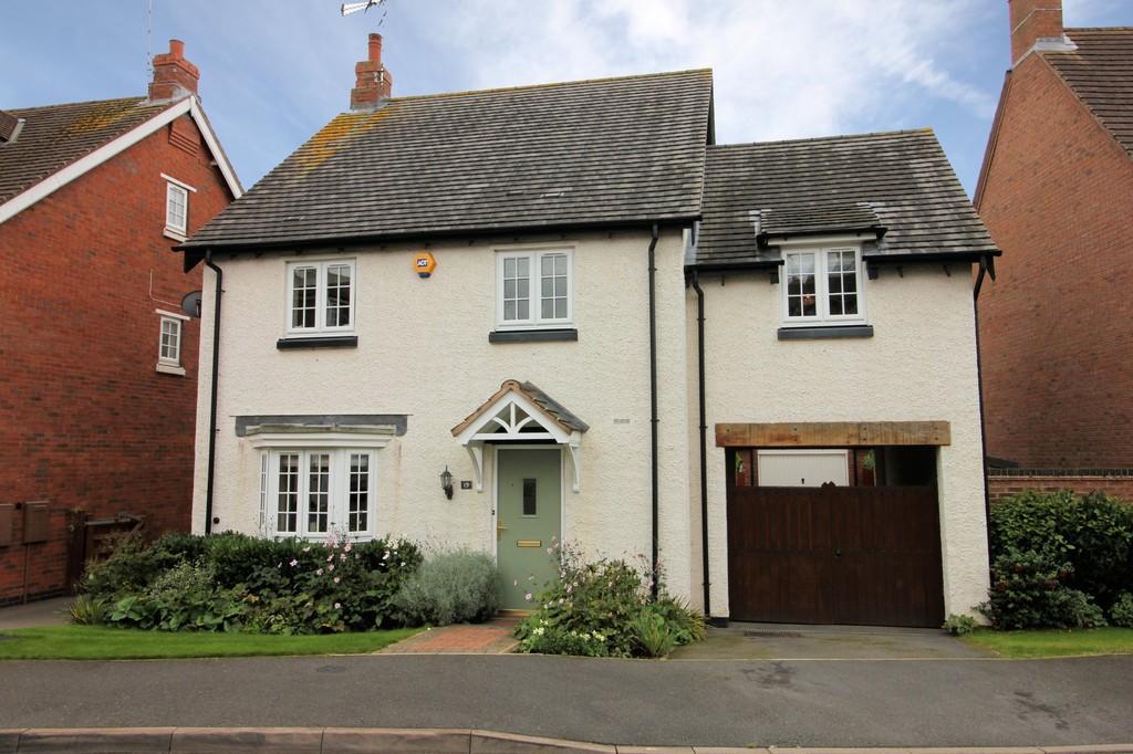 4 Bedrooms Detached House for sale in Ridge Way, Barrow Upon Soar