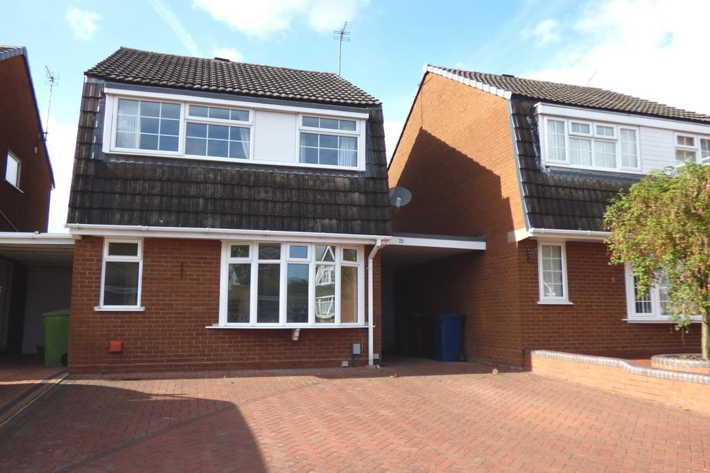 3 Bedrooms Link Detached House for sale in Cameo Way, Stafford