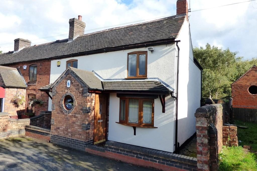 3 Bedrooms Semi Detached House for sale in Walsall Road, Muckley Corner, Lichfield