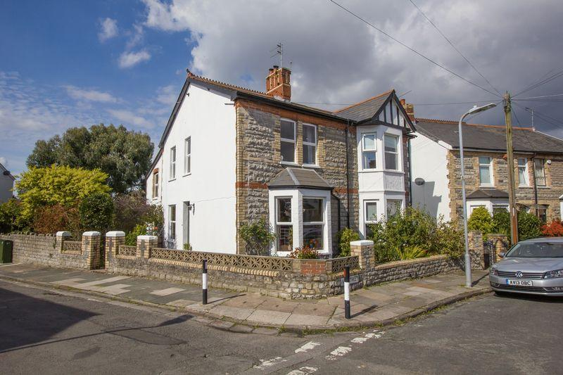 3 Bedrooms Semi Detached House for sale in Ivy Street, Penarth